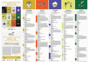 Cover image: Order your Global Learning Wall Planners