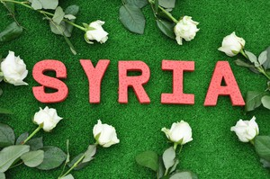 Cover image: Syria crisis