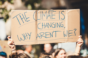 Cover image: How to talk about the climate crisis to anyone - AimHi