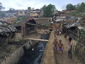 Cover image: Rohingya Crisis