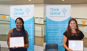 Cover image: Q&A with our GEYA 2018 winner, Samantha Olubodun and finalist Thandiwe Banda