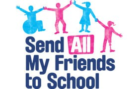 Cover image: Send ALL My Friends to School
