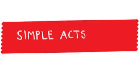 Cover image: Refugee Week and 'Simple Acts'