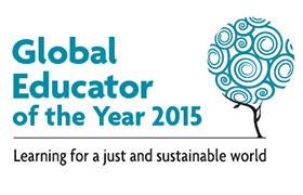 Cover image: Global Educator Award 2015