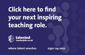 Cover image: Talented Teacher Jobs