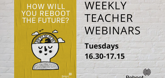 Cover image: Join our weekly teacher webinars