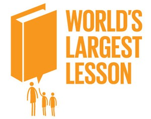 Cover image: World's Largest Lesson is back