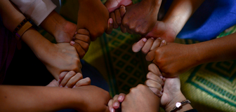 Cover image: World Interfaith Harmony Week