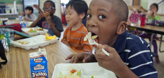 Cover image: International School Meals Day