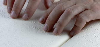 Cover image: World Braille Day