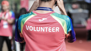 Cover image: International Volunteer Day