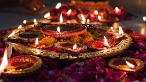 Cover image: Diwali