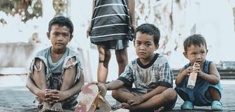 Cover image: International Day for Street Children