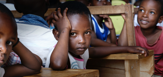 Cover image: International Day of the African Child