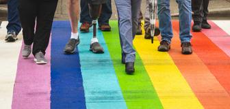 Cover image: International Day Against Homophobia, Transphobia & Biphobia