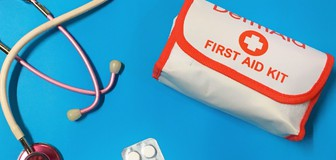 Cover image: World First Aid Day