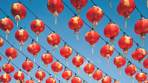 Cover image: Chinese New Year