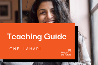 Cover image: Lahari - Teaching Guide
