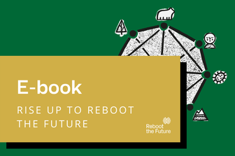 Cover image: Rise Up to Reboot the Future e-book
