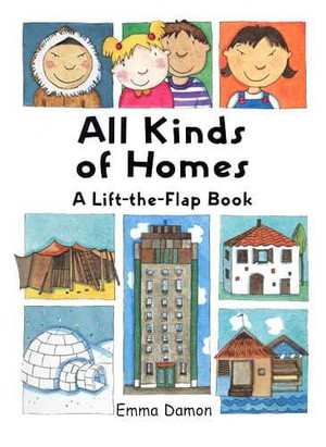 Cover image: All Kinds of Homes