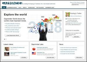 Cover image: Gapminder