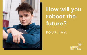 Cover image: How Will You Reboot the Future? - Jay