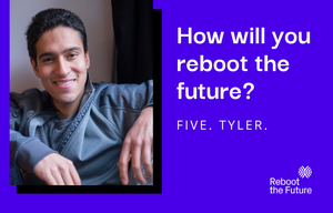 Cover image: How Will You Reboot the Future? - Tyler