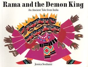 Cover image: Rama and the Demon King