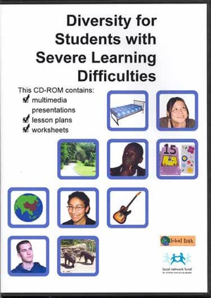 Cover image: Diversity for Students with Severe Learning Difficulties