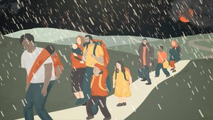 Cover image: CAFOD's Refugee Animation