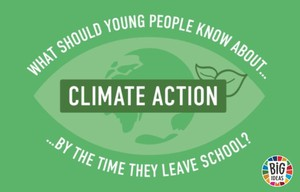 Cover image: Climate Action: Curriculum and Resources
