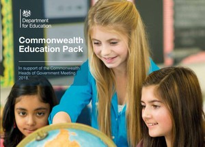 Cover image: Commonwealth education pack