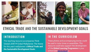 Cover image: Ethical Trade and the Sustainable Development Goals