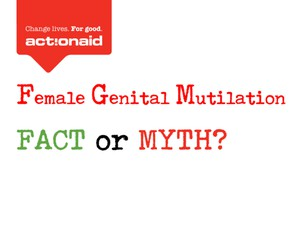 Cover image: Female Genital Mutilation (FGM) teaching resources