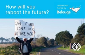 Cover image: How will you reboot the future? X Belouga