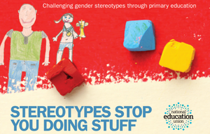 Cover image: Breaking The Mould: Gender Stereotypes