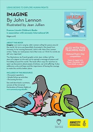 Cover image: Imagine Teaching Resource