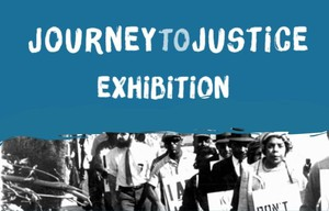 Cover image: Journey to Justice Exhibition