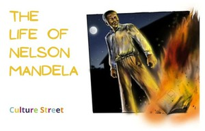 Cover image: The life of Nelson Mandela