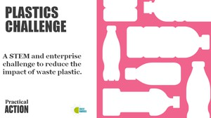 Cover image: Plastics Challenge - Practical Action