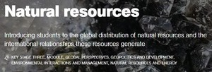 Cover image: Natural resources