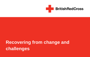 Cover image: Recovering from change and challenges