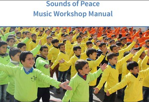 Cover image: Sounds of Peace toolkit