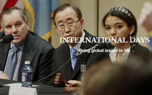Cover image: International Days: Bring global issues to life