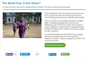 Cover image: The World Cup: A Fair Game?