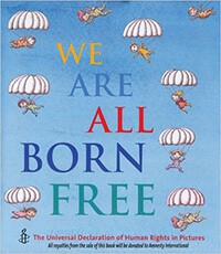 Cover image: We Are All Born Free