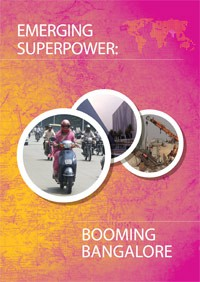 Cover image: Emerging Superpower: Booming Bangalore