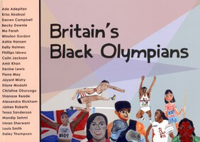 Cover image: Britain's Black Olympians