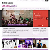 Cover image: British Council: Schools Online