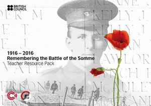 Cover image: Remembering the Battle of the Somme